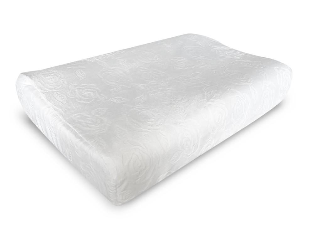 super memory foam contour pillow bedworks