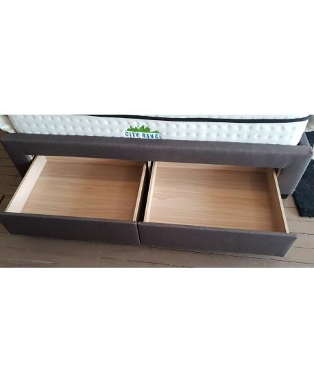 Studio Upholstered 4 Drawers Storage Bed