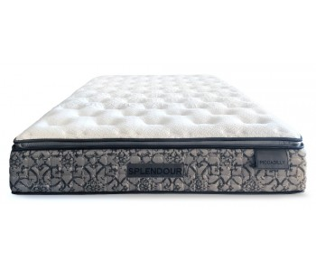 Slumberzone Splendour Piccadily Medium Luxury Pillow Top Pocket Spring Mattress