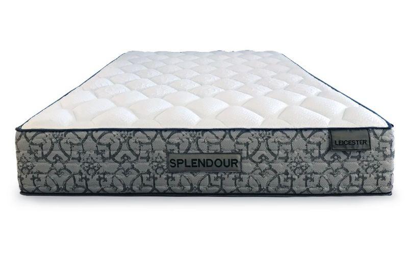sale retailer 5bacc e6c95 Sleepeezee Splendour Leicester Firm Luxury Tight Top Pocket Spring Mattress