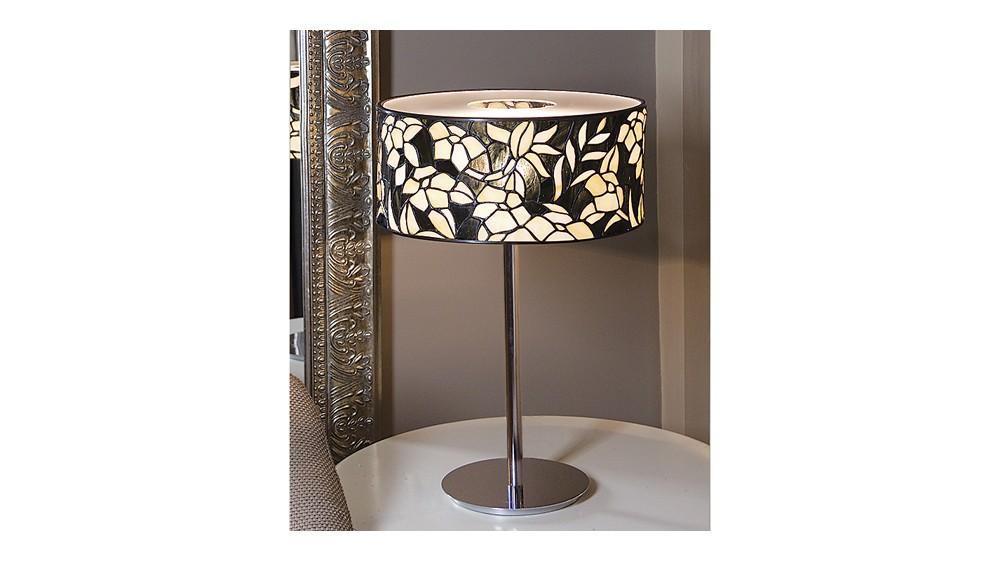 Fiorena Art Glass Table Lamp