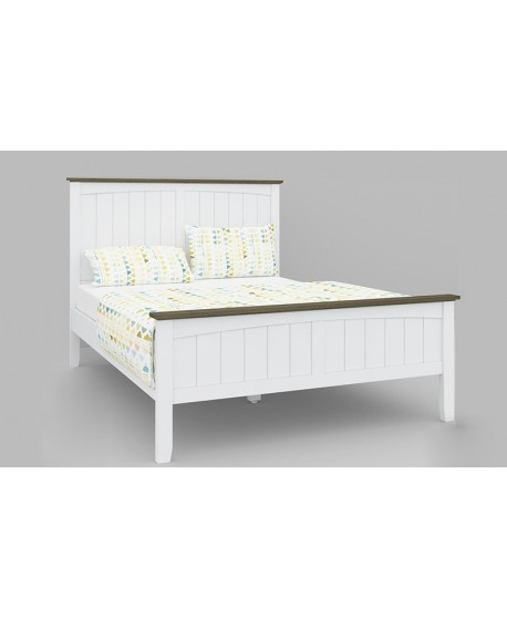 Brittany Timber Bed Frame