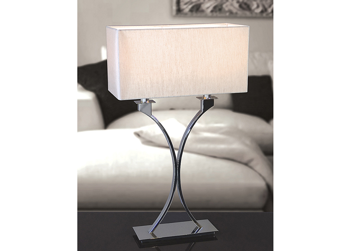 Zimmer 2 light table lamp mozeypictures Choice Image