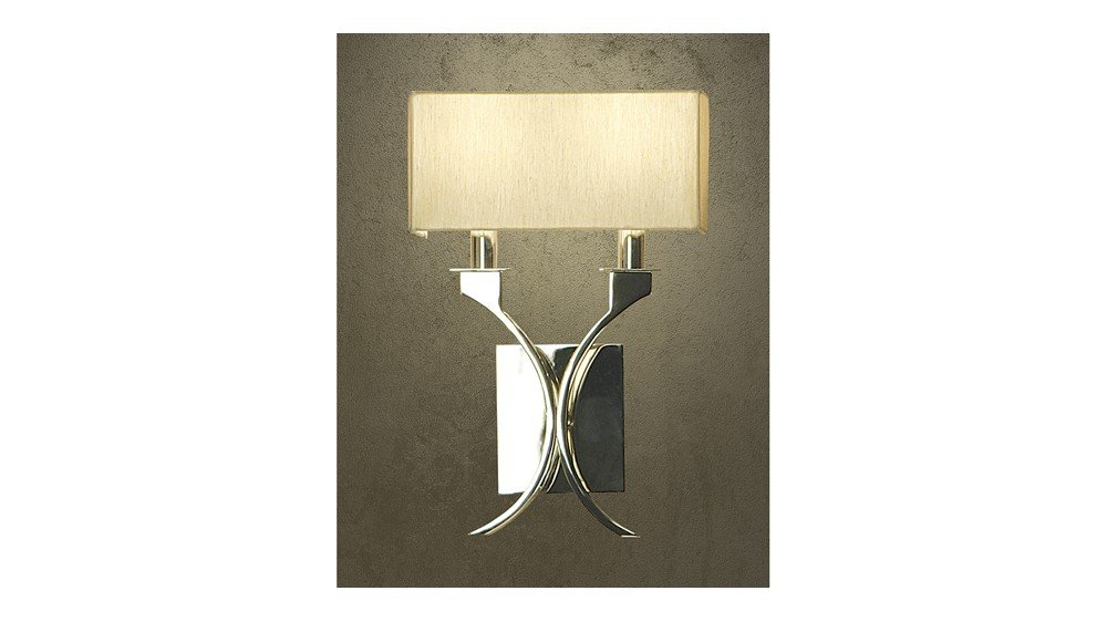 Zimmer 2 Light Wall Lamp