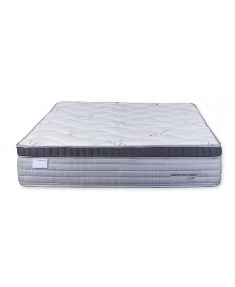 Comfort Sleep Posture Indulgence Latex Mattress With Comfort Sleep Ensemble Base