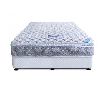 OP Deluxe Pillow Top Mattress + Ensemble Base
