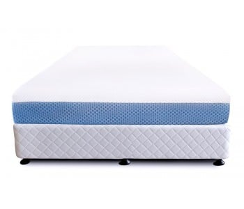Felix Memory Foam Mattress + Ensemble base