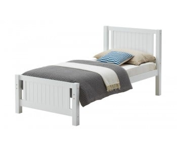 Welling Kids Single Bed - White