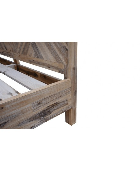 Roma Timber Bed Frame - Suite Options