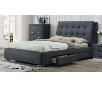 Vara Upholstery Storage  Bed - Suite Options