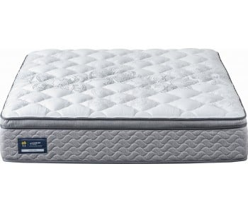 Domino Cardiff Plush Pillow Top Mattress - AH Beard
