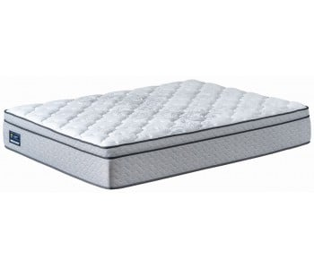 Domino Alberta Plush Mattress - AH Beard