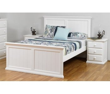 Fairmont Timber Bed Frame  - Suite Option
