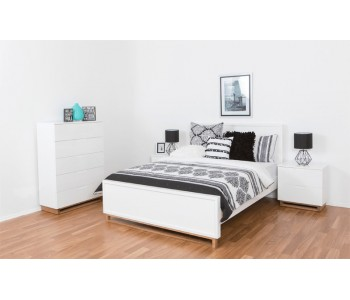 Nexis Timber Bed Frame  - Suite Option