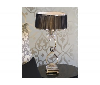Luxuria 1 Light Table Lamp
