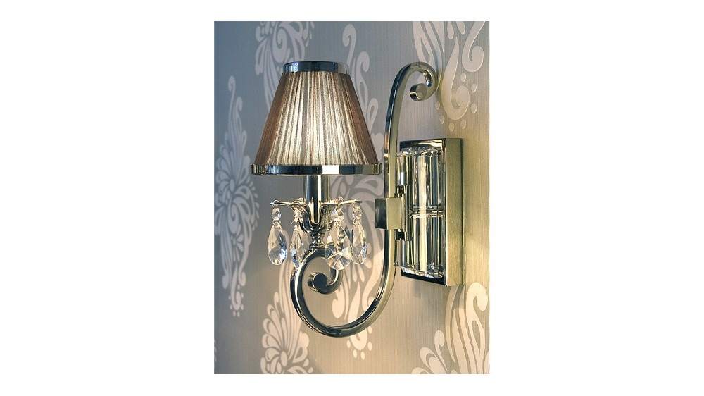 Luxuria 1 Light Wall Lamp