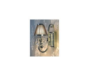 Luxuria 1 Light Wall Lamp