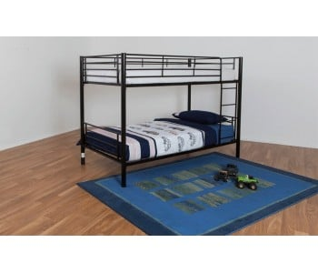 Lester Kids Metal Bunk Bed