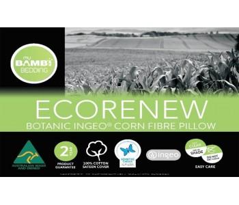 Ecorenew Botanic Ingeo Corn Fibre Pillow