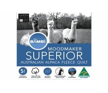 Moodmaker Superior Luxury Pure Alpaca Quilt
