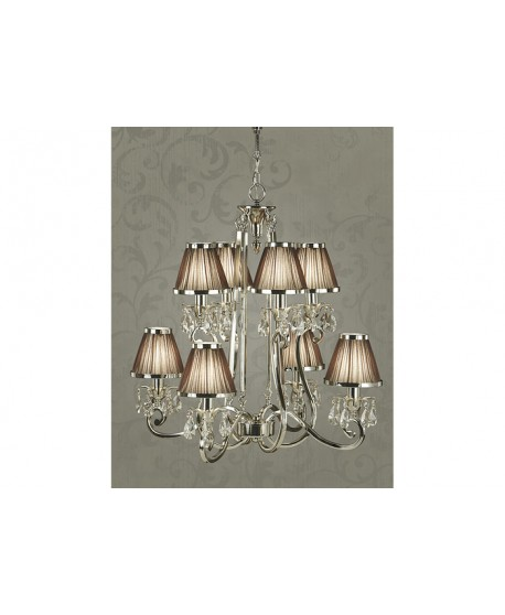 Luxuria 8 Light Chandelier