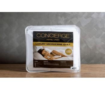 Concierge Hotel Linen Luxury Microfibre Quilt