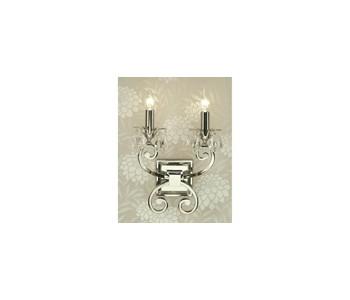Luxuria 2 Light No Shade Wall Lamp