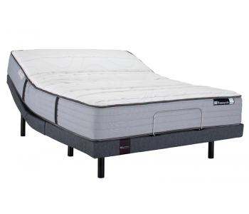 Sealy Posturepedic Elevate Halifax Firm Flex Mattress & Inspire Adjustable Base