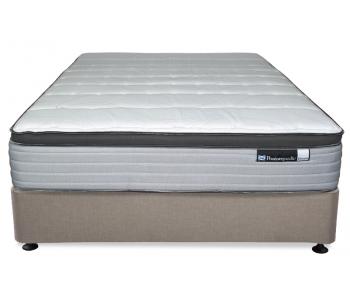 Sealy Posturepedic Elevate - Halifax Mattress with Comfort Sleep Matrix 9 Ensemble Base