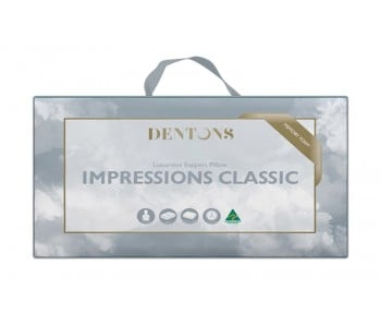 Dentons Impressions Classic Pillow