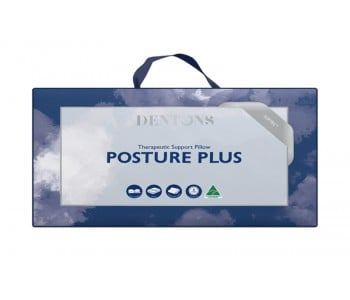 Dentons Posture Plus Pillow
