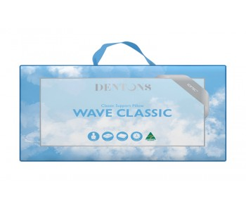 Dentons Wave Classic Pillow
