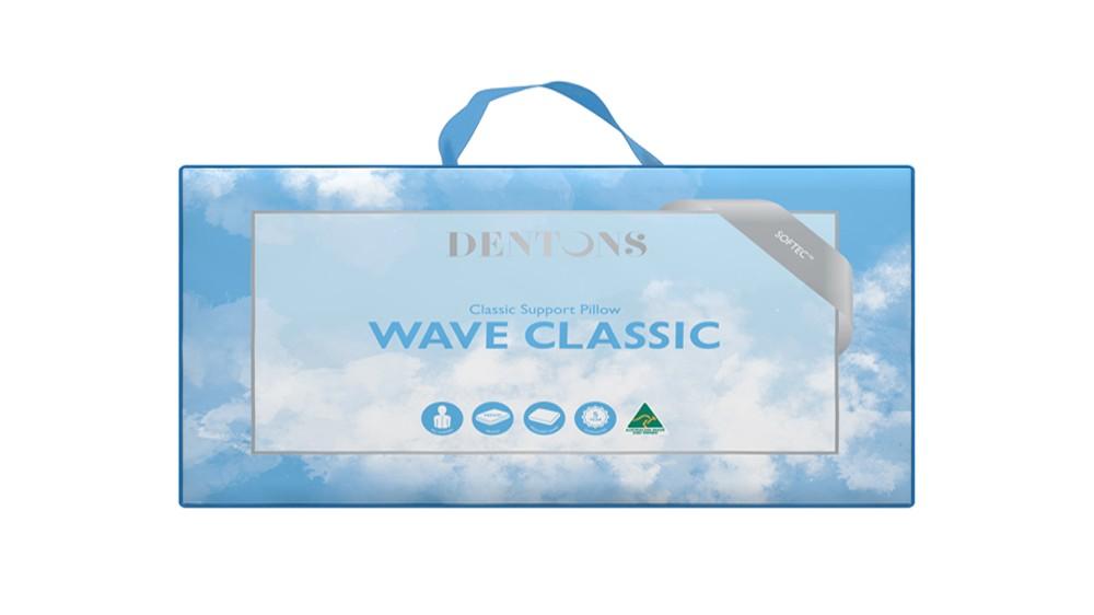 Dentons Wave Classic Pillow
