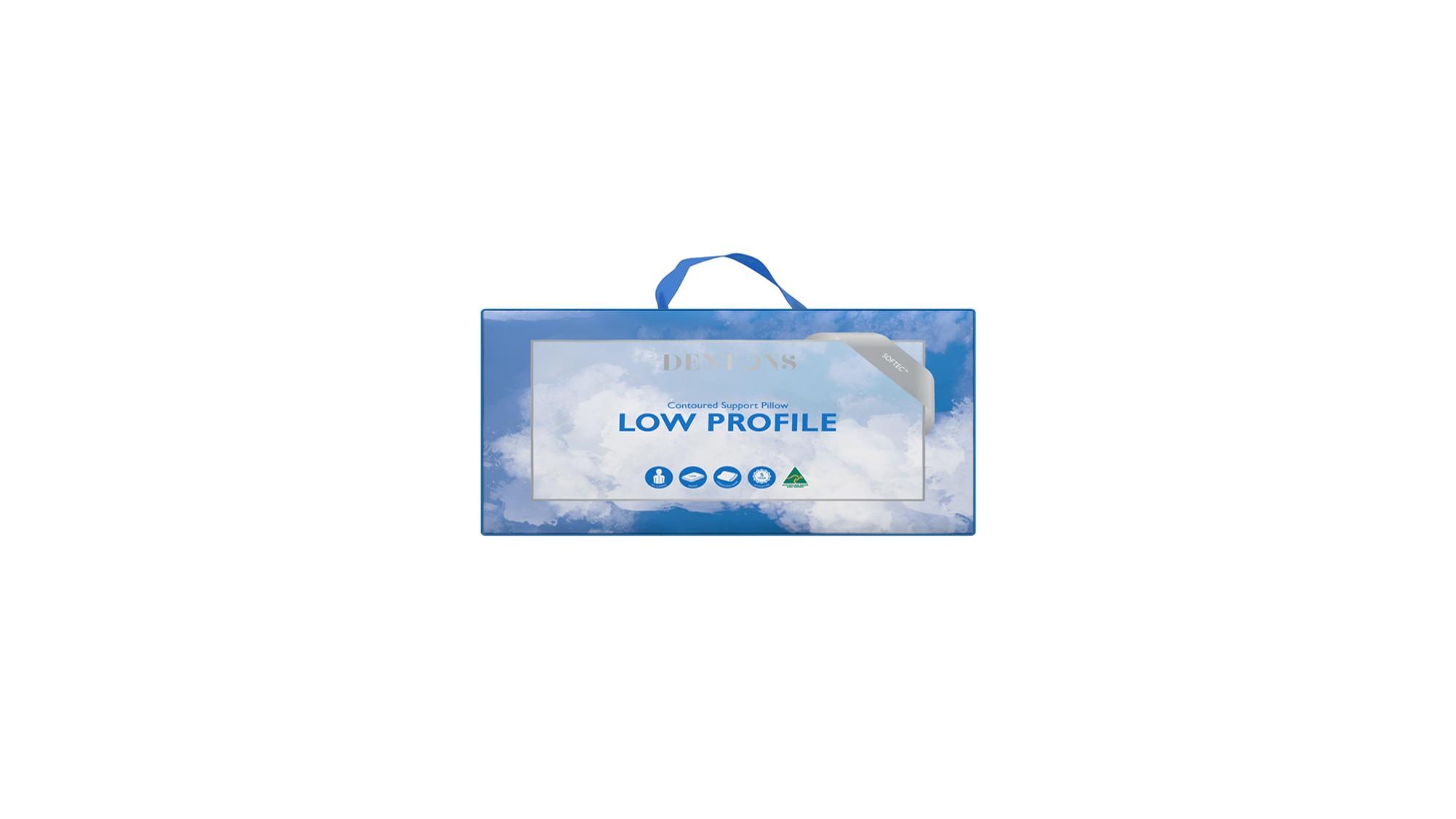 Dentons Low Profile Pillow