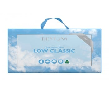 Dentons Low Classic Pillow
