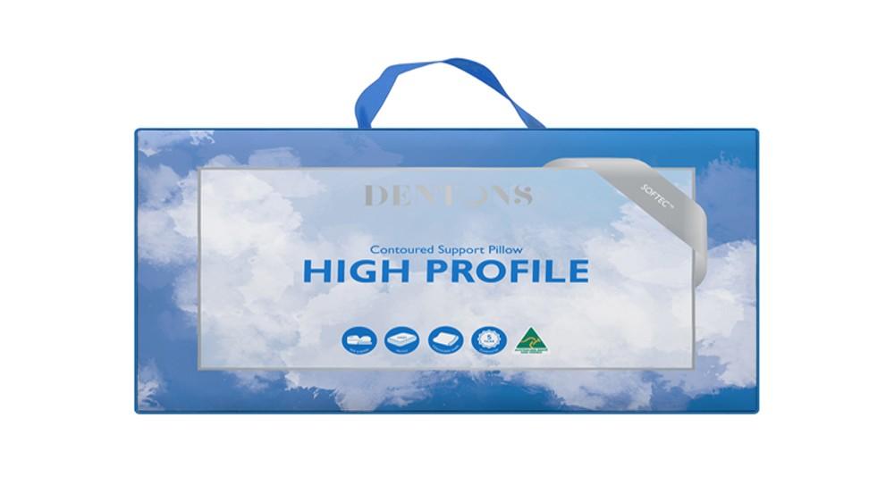 Dentons High Profile Pillow