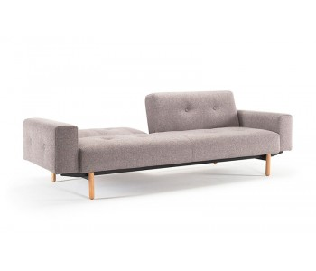 Ample King Single Sofa Bed with Arms - Innovation Living