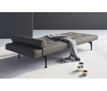 Napper Single Daybed with Black Matt Legs - Innovation Living