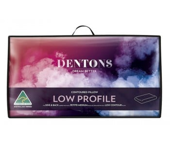 Dentons Low Profile Pillow (Clearance)
