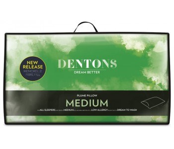 Dentons Plume Medium Pillow