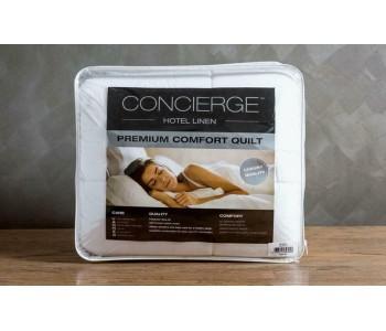 Concierge Hotel Linen Premium Comfort Quilt