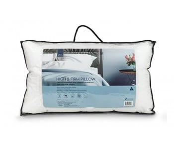 CLOUD SUPPORT HIGH AND FIRM PILLOW