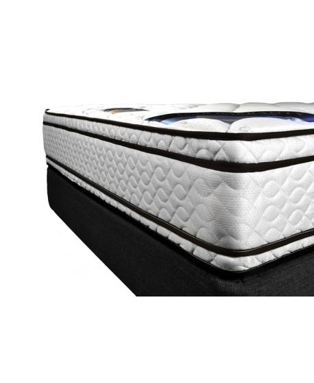 Comfort Sleep Chiro Zone Gold 2 Sided Mattress