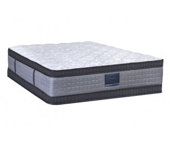 Comfort Sleep Executive Metro Double Sided Comfort Pillow Top Mattress - Commercial Range