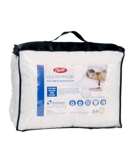 Mattress Protector Quilted Pecal Fully Fitted