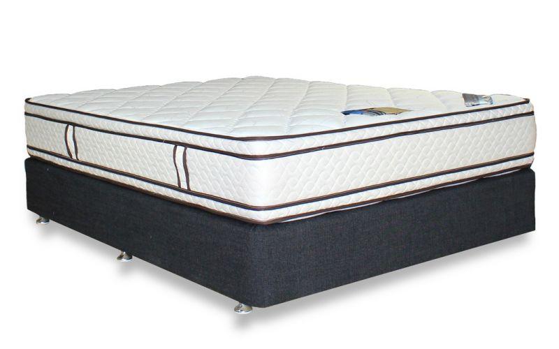 fort Sleep Chiropractic Zone Gold 2 Sided Mattress