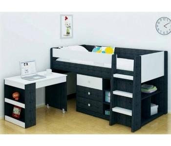 Reagan Storage Loft Bed
