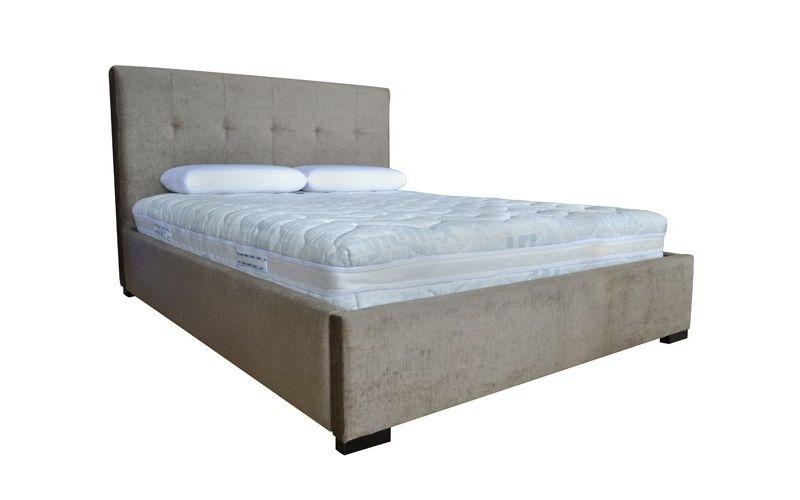 Monzar Custom Upholstered Bed Frame