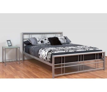 Checka Metal Bed Frame