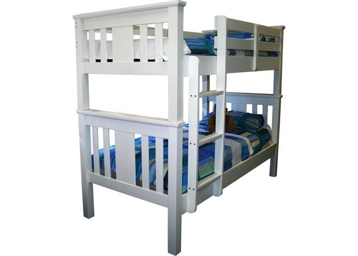 Fraser Timber Bunk Bed Bedworks